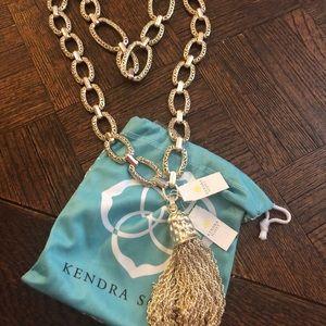Kendra Scott - NWT Miller necklace